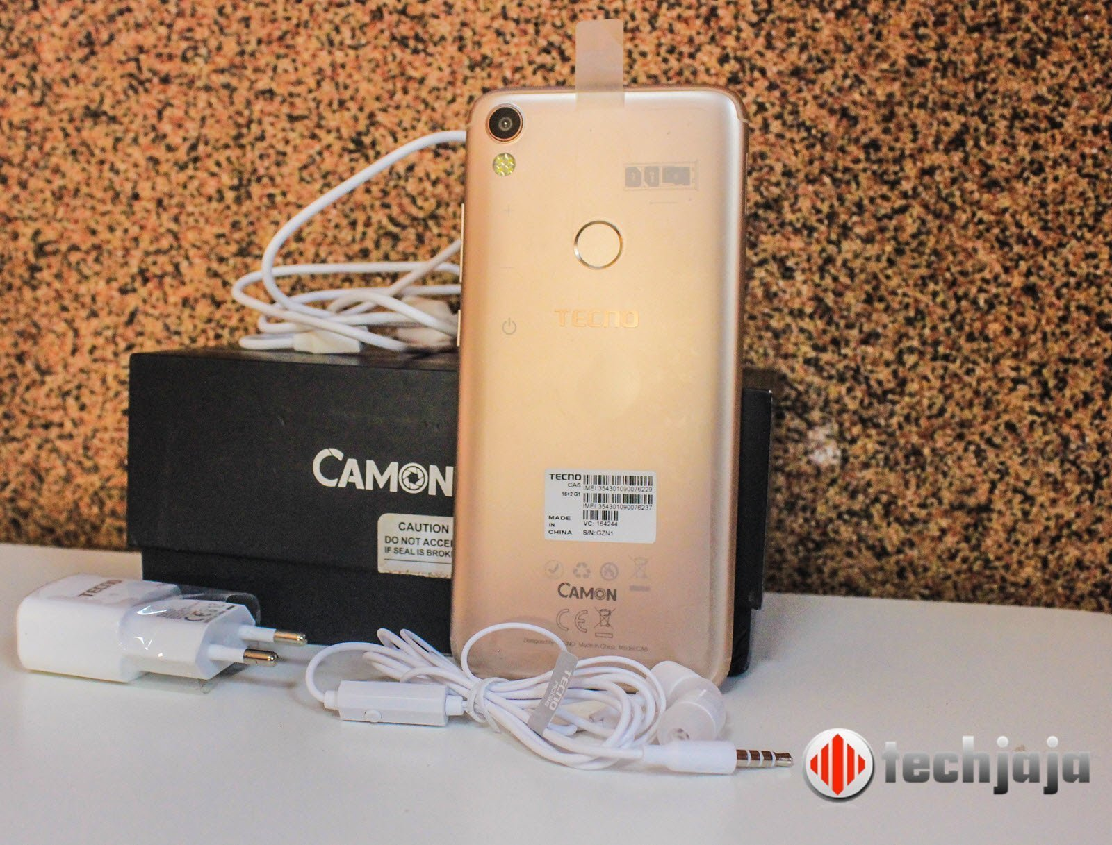 Tecno Camon CM Review: A full display smartphone, specifications, price and more