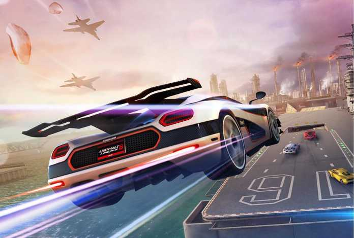 top racing games on google play store 2018