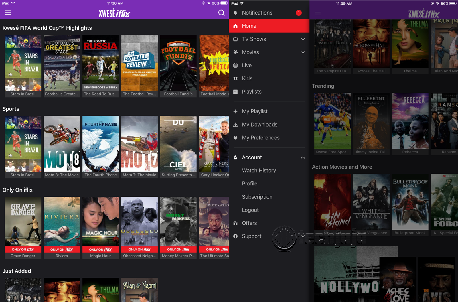 Kwese partners with MTN Uganda to launch iflix, a new video streaming app