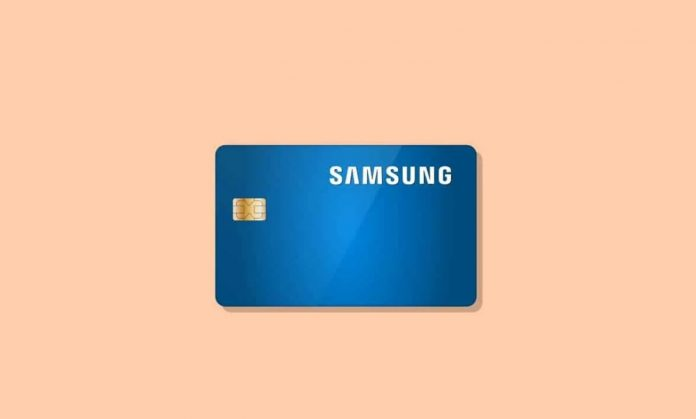 Samsung's launching its own debit card this summer