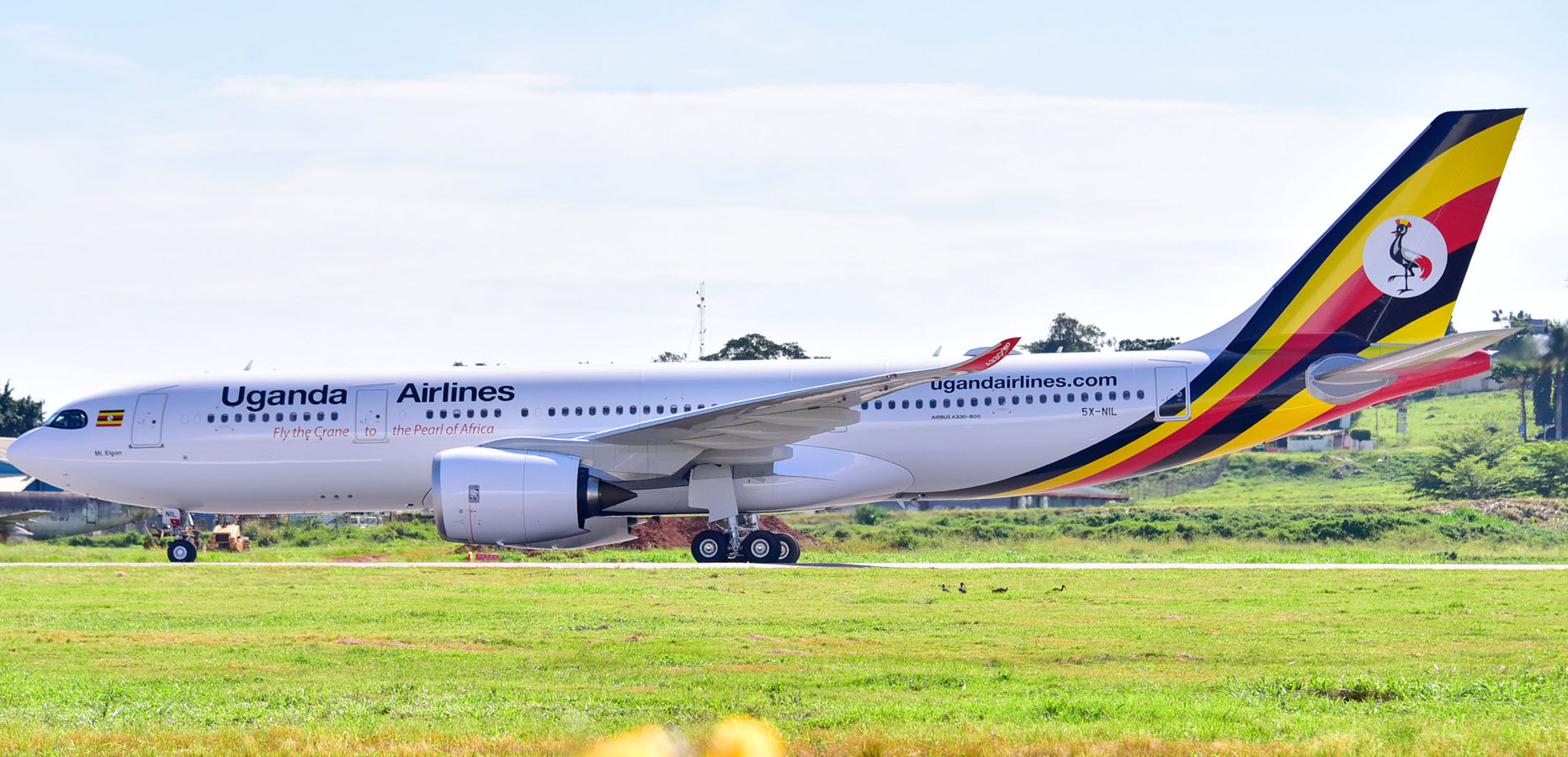 Uganda Airlines confirms UK, Asia, and the Middle East flights