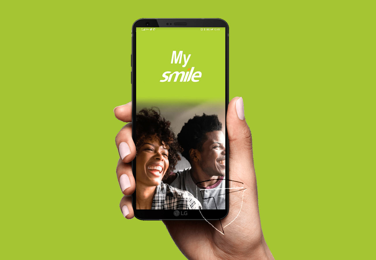 Smile Uganda Introduces MySmile App